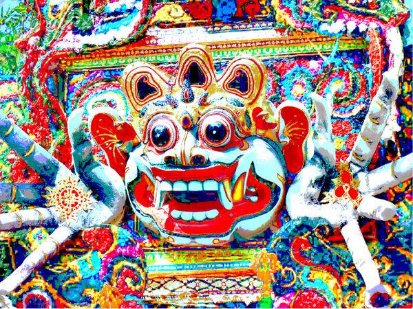 gondang masque - image seule - pour internet 600
